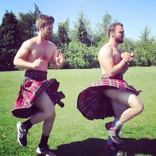 Scottish bi and gay