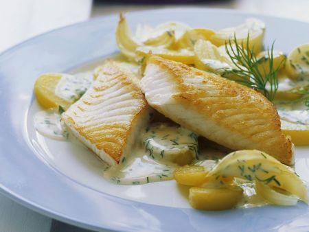 Entdecken Sie bei EAT SMARTER köstliche Weihnachtsessen mit Fisch und Meeresfrüchten.
