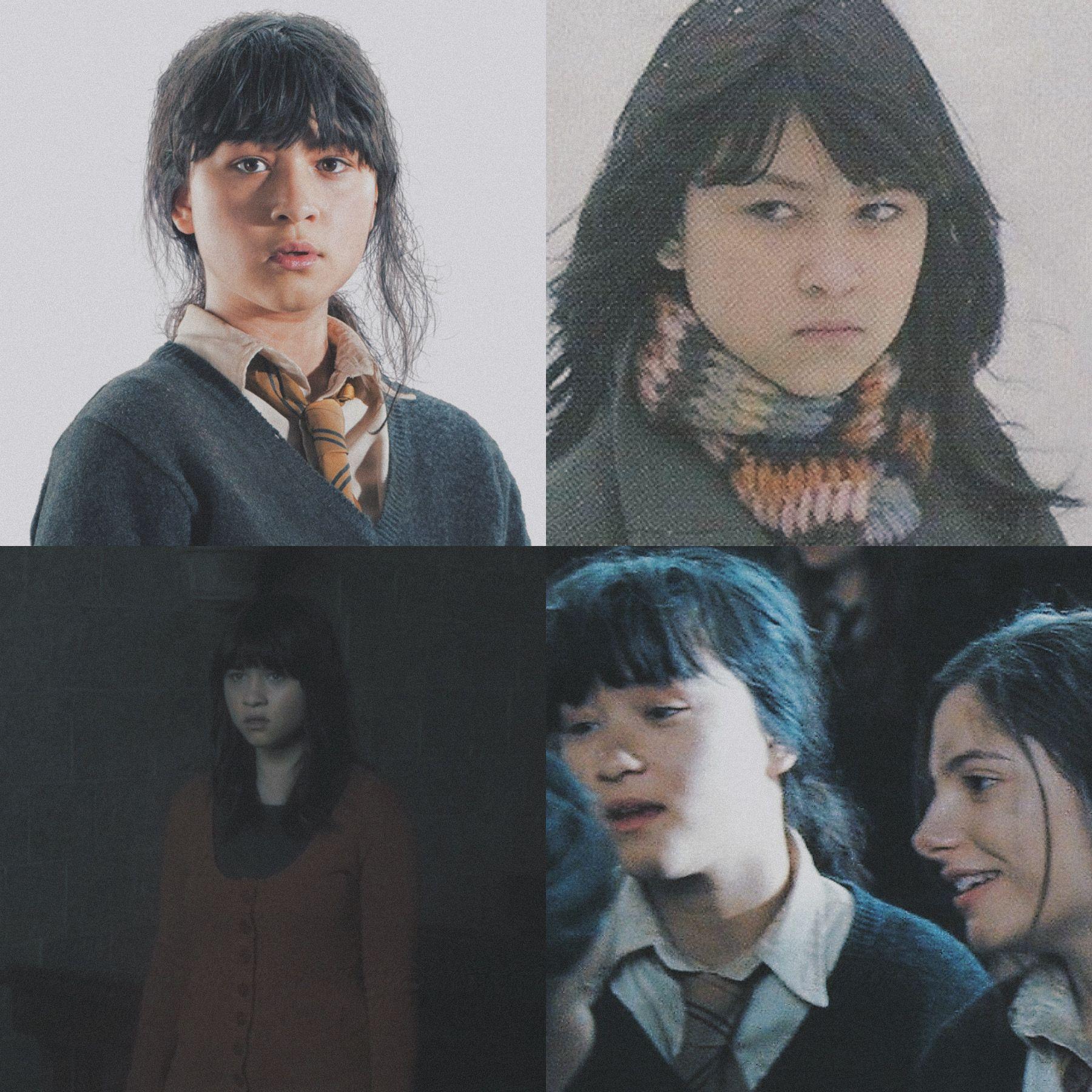Leanne Katie Bell Harry Potter Katie Bell Draco Malfoy