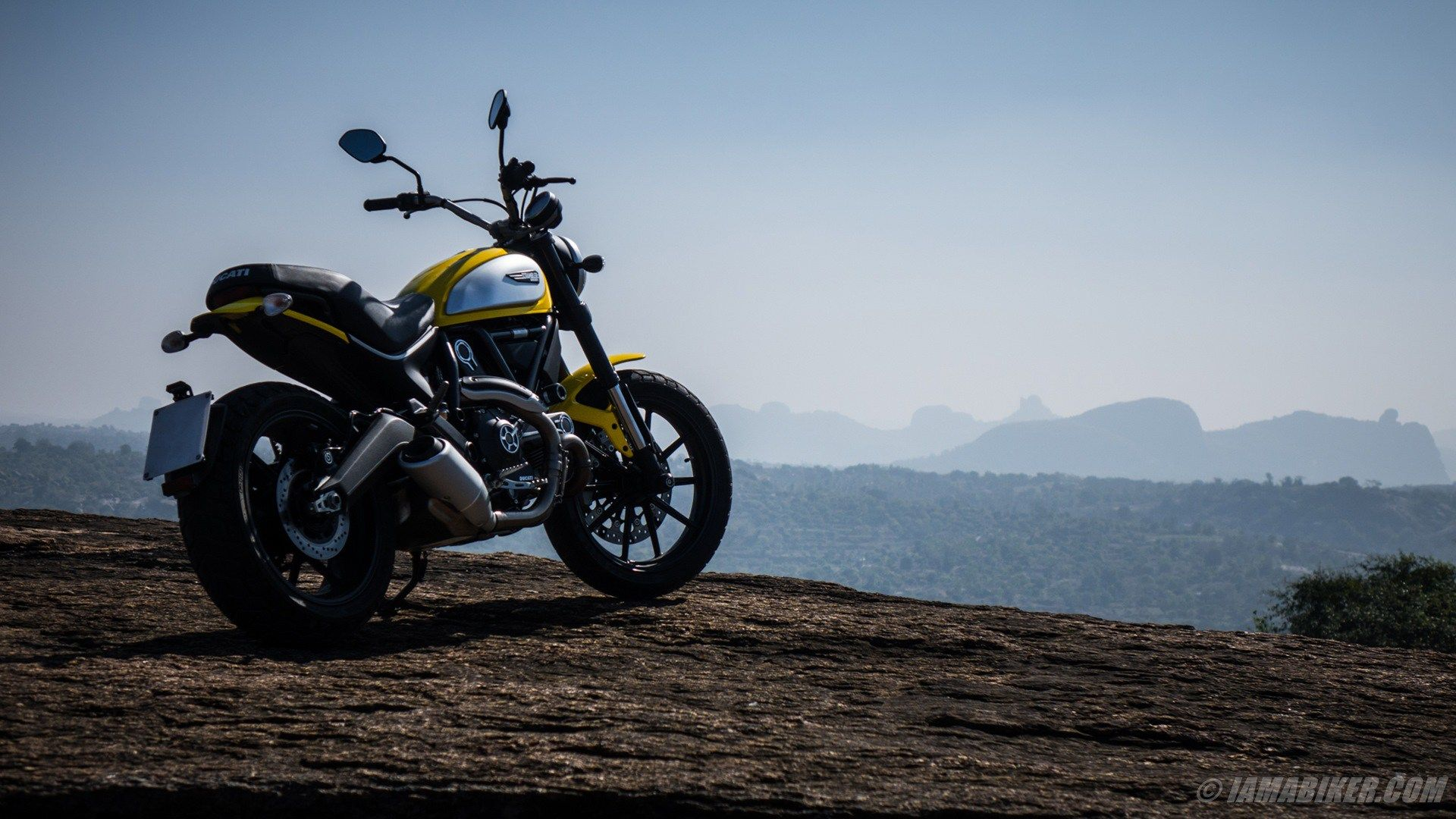 Ducati Scrambler HD wallpapers | IAMABIKER motorcycle ...