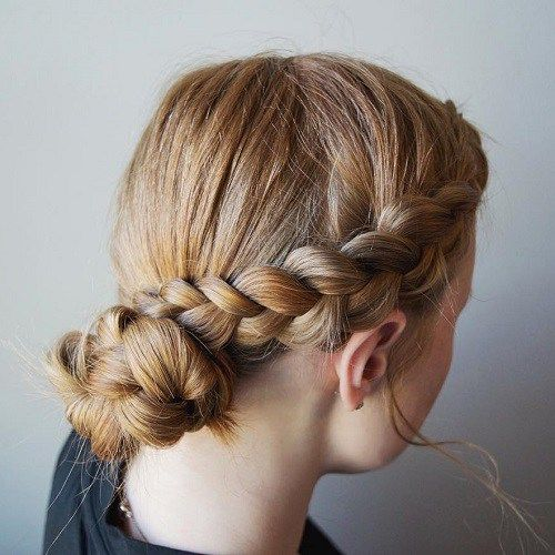 40 Cute And Cool Hairstyles For Teenage Girls Teenage Hairstyles Easy Hairstyles Hair Styles