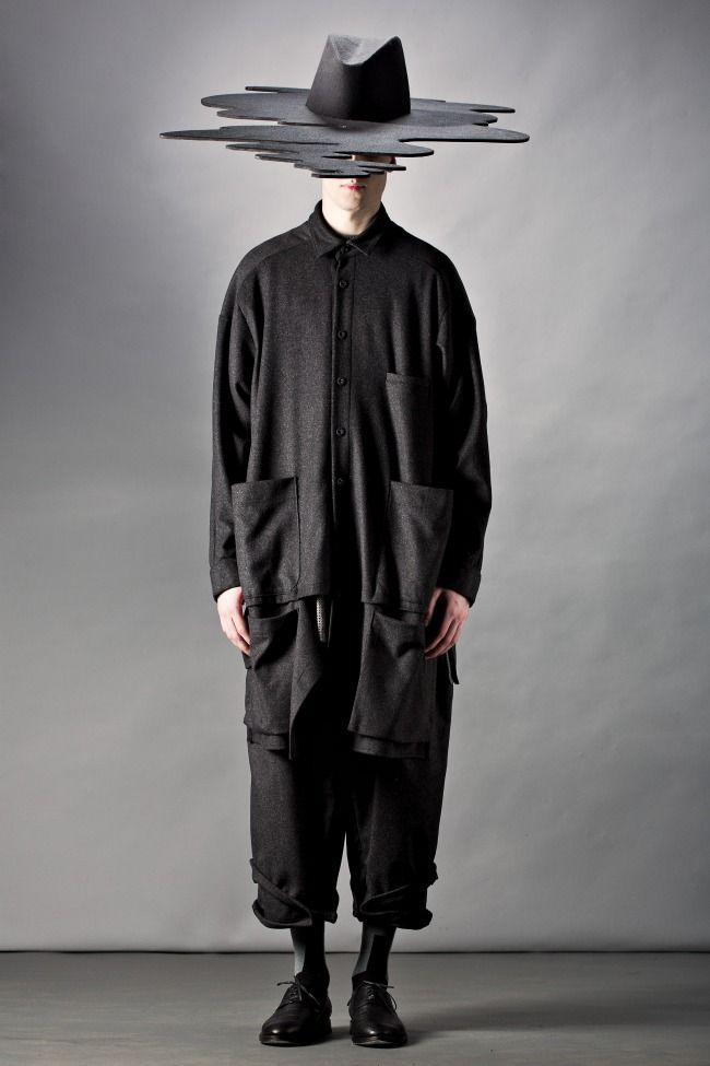 MAREUNROL'S AW 2014/2015 collection TENANT/FIELDWORK NO. 2 +