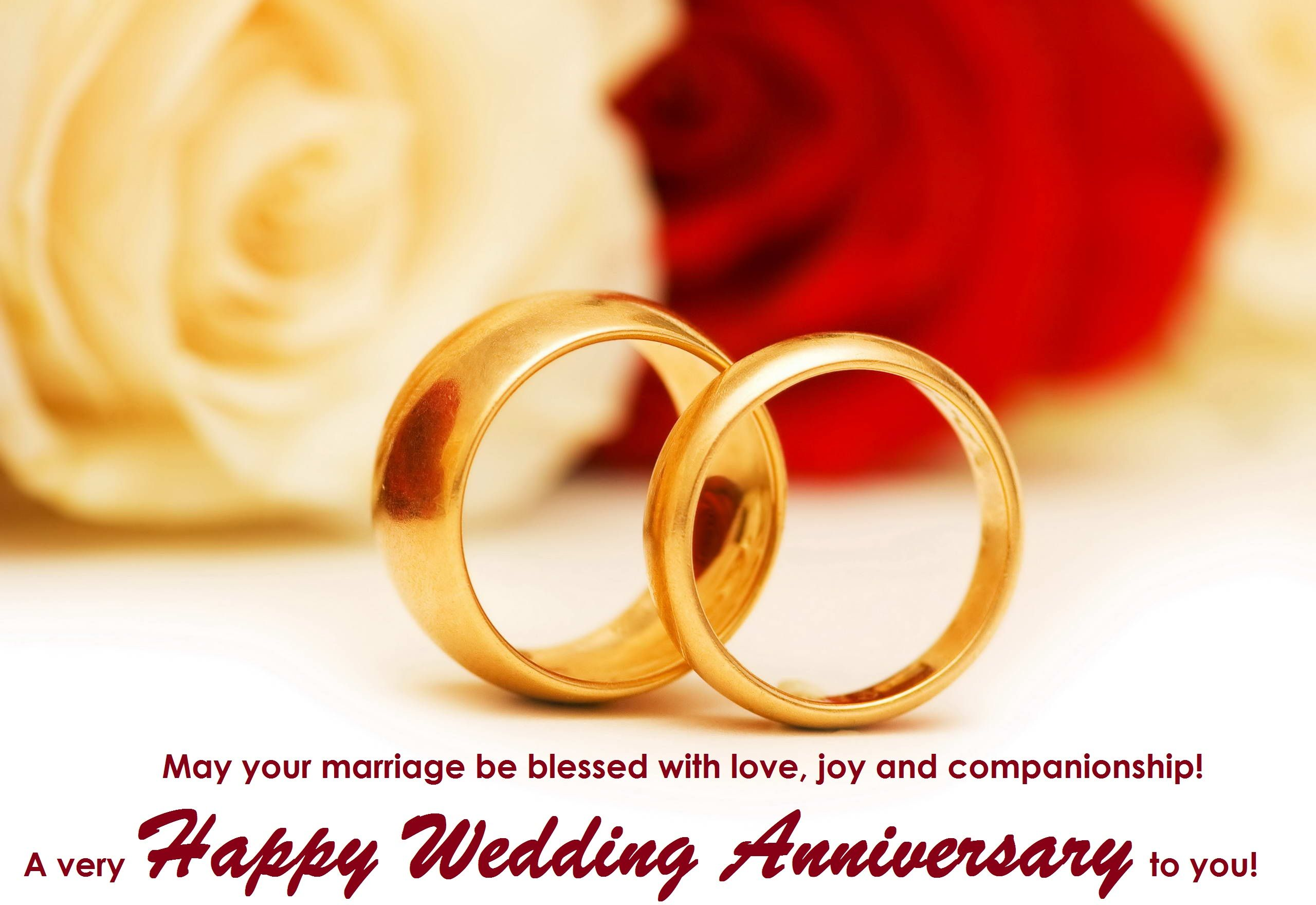 We Have Great Collection Of Happy Wedding Anniversary Wishes To A