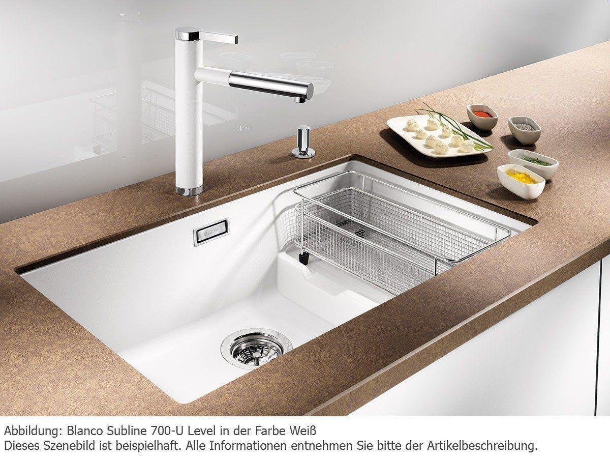 tests et avis sur l 39 vier blanco encastrable blancosubline 700 u parmi les types d 39 viers. Black Bedroom Furniture Sets. Home Design Ideas