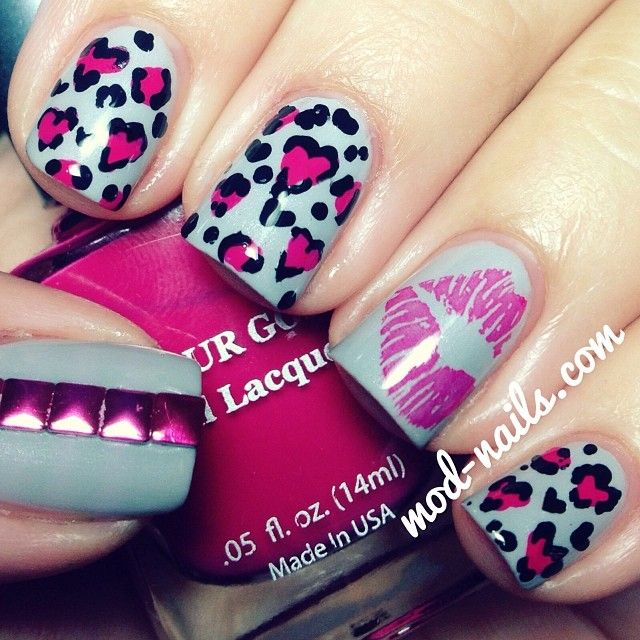 valentine by modnails #nail #nails #nailart | Beauty : Nails ...