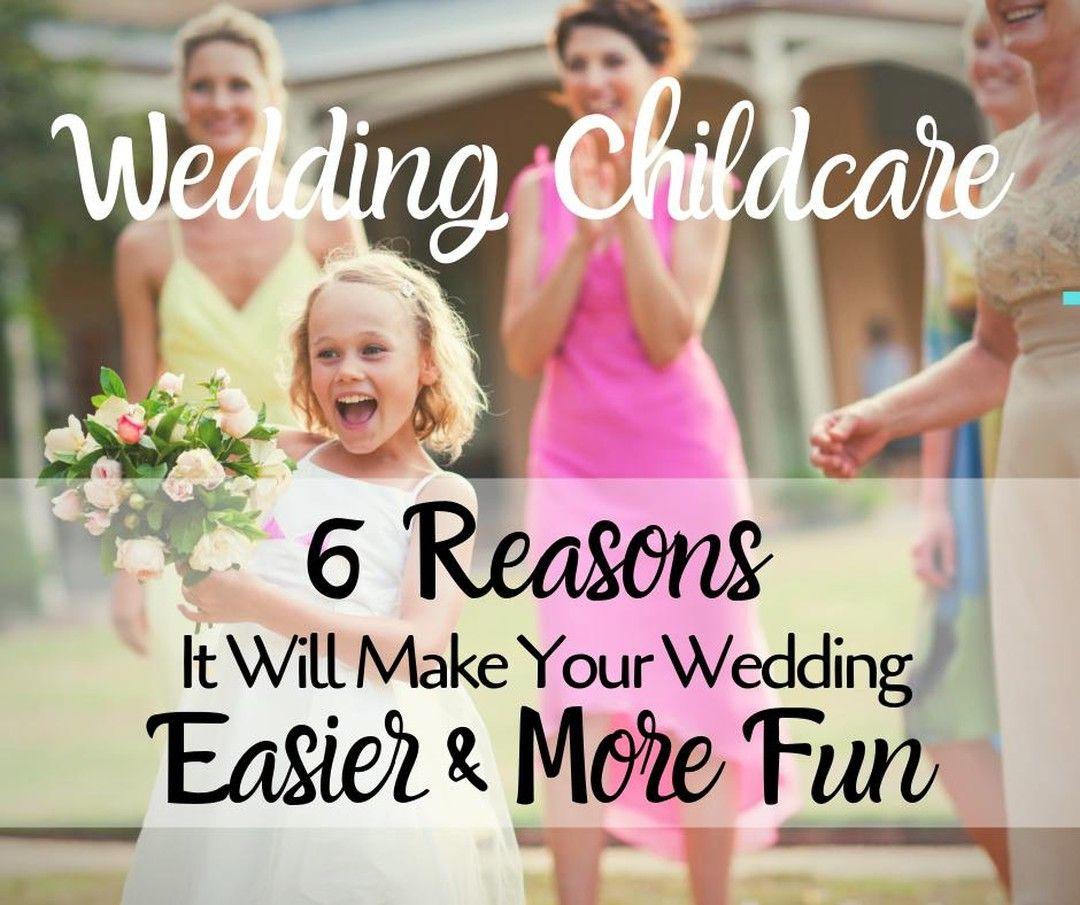 "Photo of Hotel & Event Babysitting on Instagram: ""It's wedding season! Here's some reasons why wedding childcare may be right for you! http://www.destinationsitters.com/blog/wedding-…"""