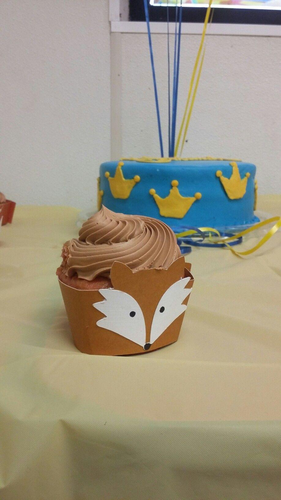 Idea cup cake fiesta  El Principito