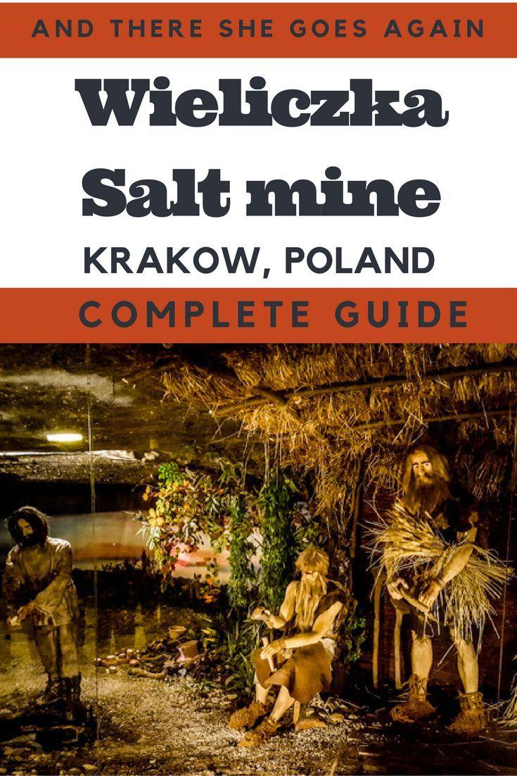 The underground world of Wieliczka salt mines | Exploring