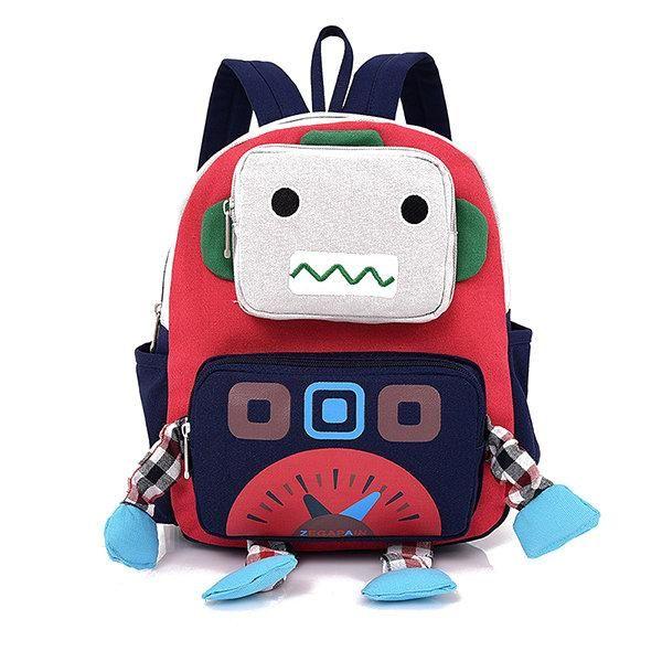 CLEARANCE BOY KIDS KINDERGARTEN PRESCHOOL SCHOOL BACKPACK TODDLER SHOULDER BAG
