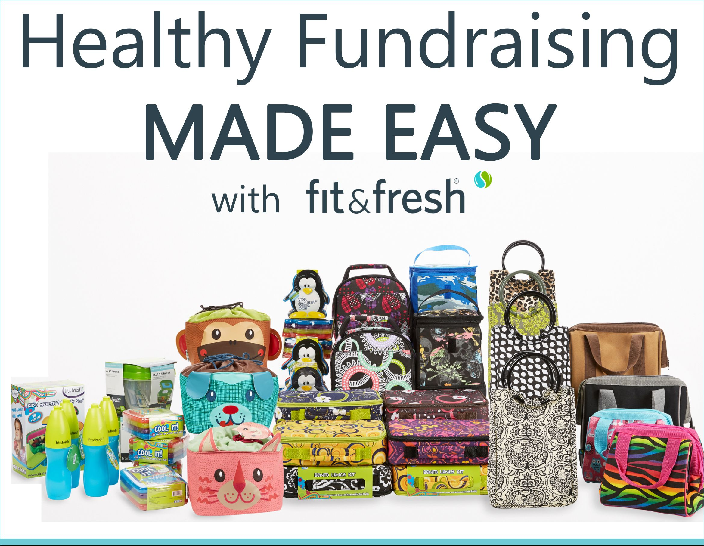 Run a fun, healthy, and SUCCESSFUL fundraiser for your school or ...