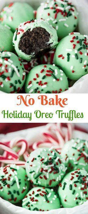 Oreo Truffles - The Cozy Cook