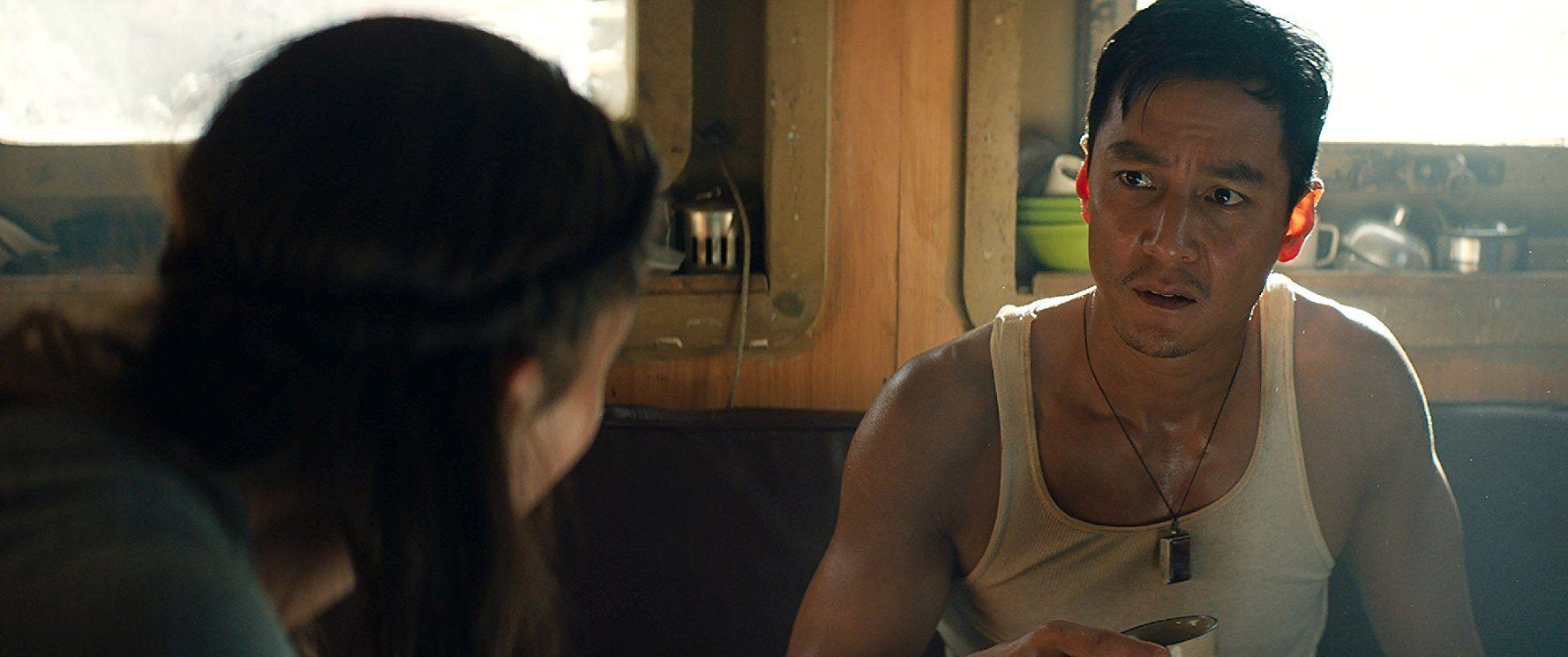 Daniel Wu In Tomb Raider 2018 Tomb Raider 2018 Tomb Raider Tomb