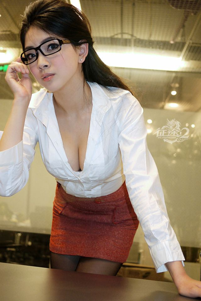 Pin On Asian Girls In Glasses