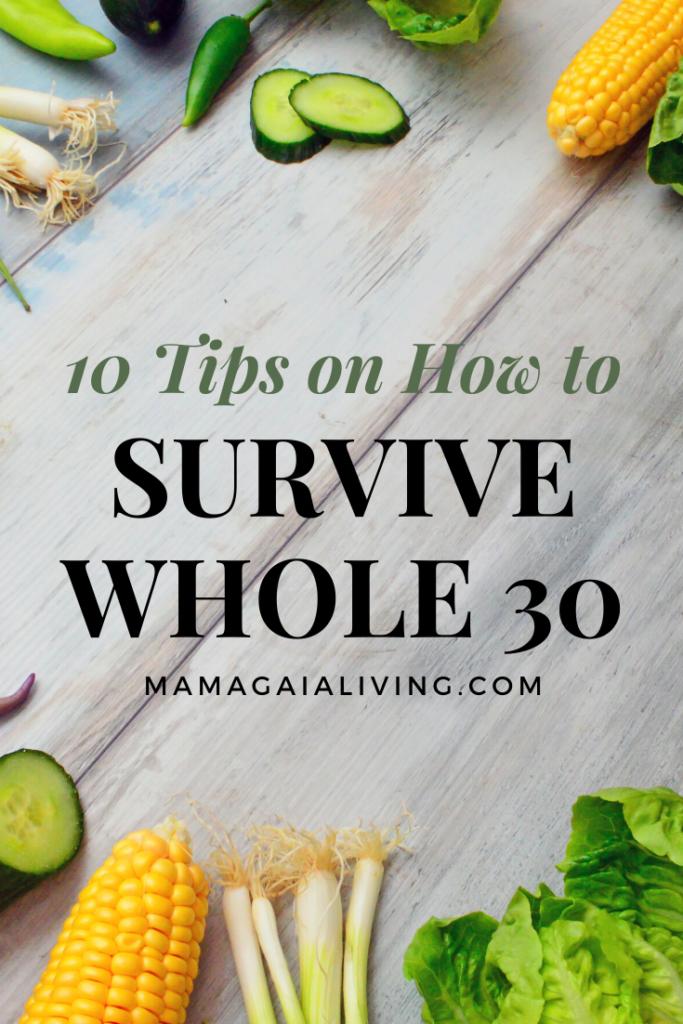 Ten Tips on How to Survive Whole30 » Vegan bodybuilding diet Bodybuilding meal plan Vegan
