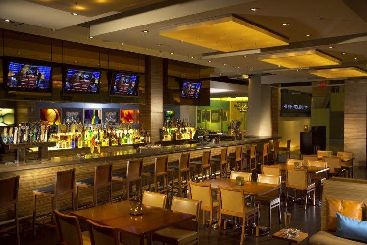 Atlanta Marriott Marquis HIGH VELOCITY SPORTS BAR Eat