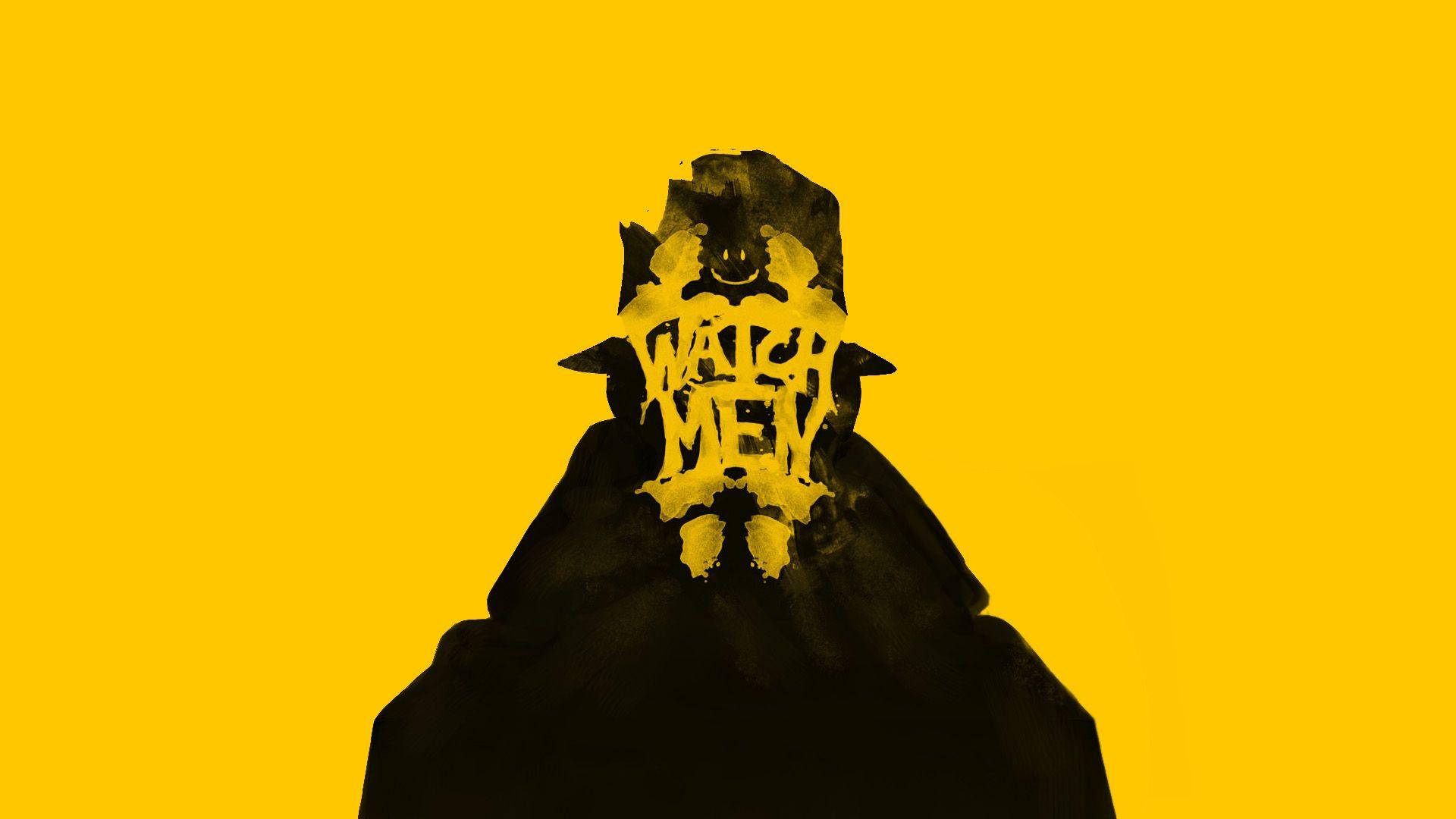 Imgur Watchmen Rorschach Movie Art