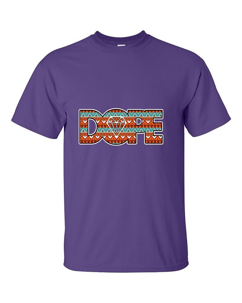 Indian Dope Diamond Indian Tribal Dope T-Shirt