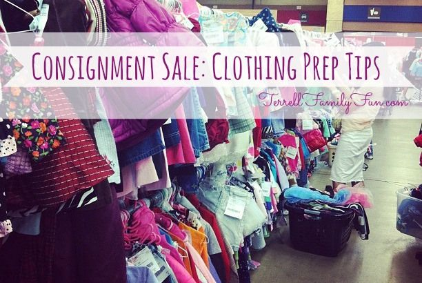 bb44cfa9cc How to prep clothes for consignment sales | Consignment | Clothes ...