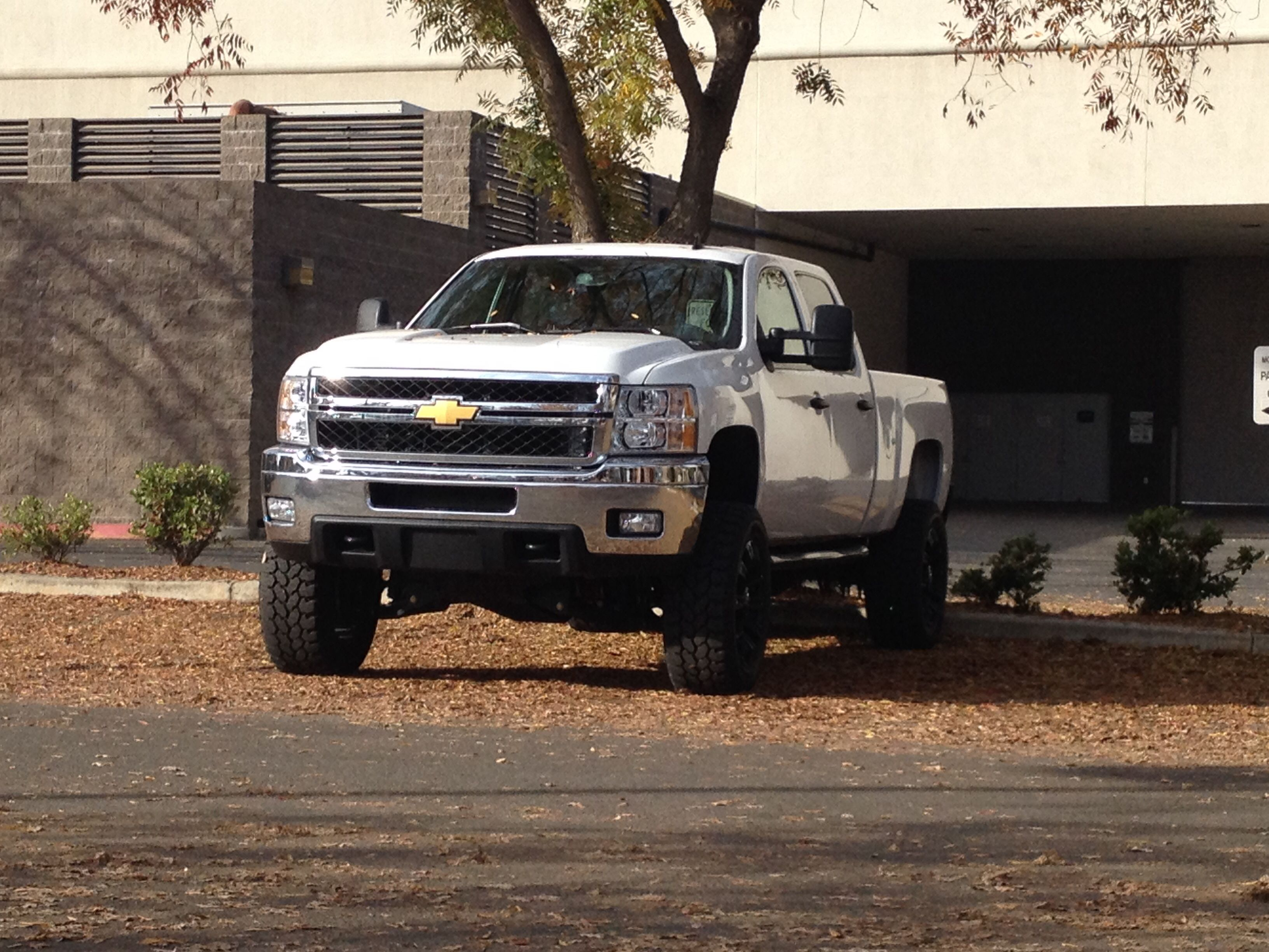 2013 Chevy Duramax 2500hd A Great Fall Day Some Of My