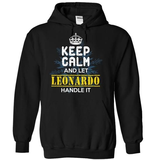 TO1712 IM LEONARDO - #diy gift #personalized gift. LOWEST PRICE => https://www.sunfrog.com/Funny/TO1712-IM-LEONARDO-nyrkmzhnlr-Black-12729011-Hoodie.html?68278