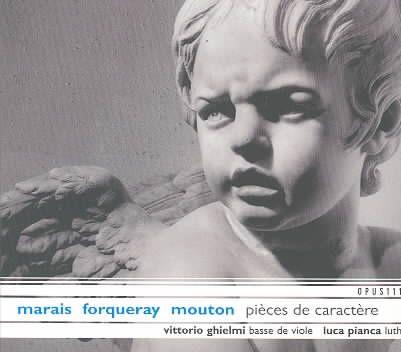 Luca Pianca - Pieces DE Caractere