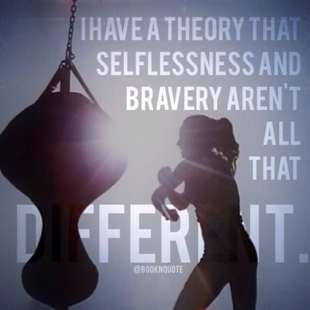 Divergent made by @booknquote