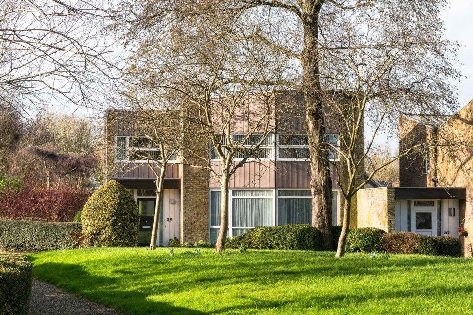 New Ash Green Kent The Modern House SPAN HOUSING Pinterest