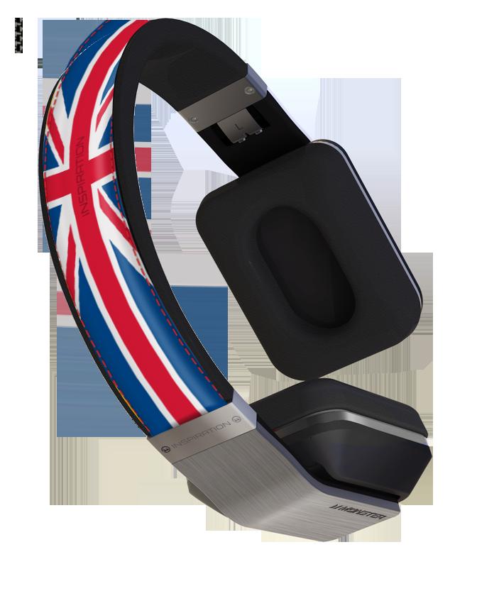 Inspiration Headphones - UK Country Headband