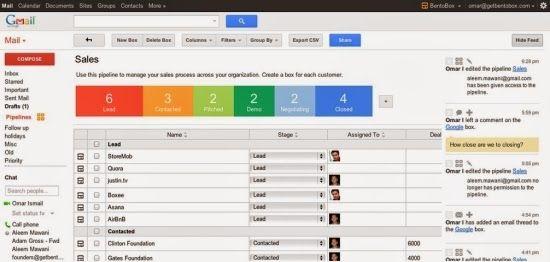 Gmail Total: Complemento de Gmail para programar y hacer seguimiento de tus mensajes de correo