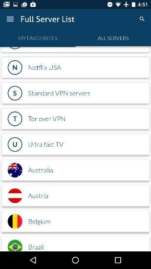 NordVPN (for Android) | Technology & Innovation | Android