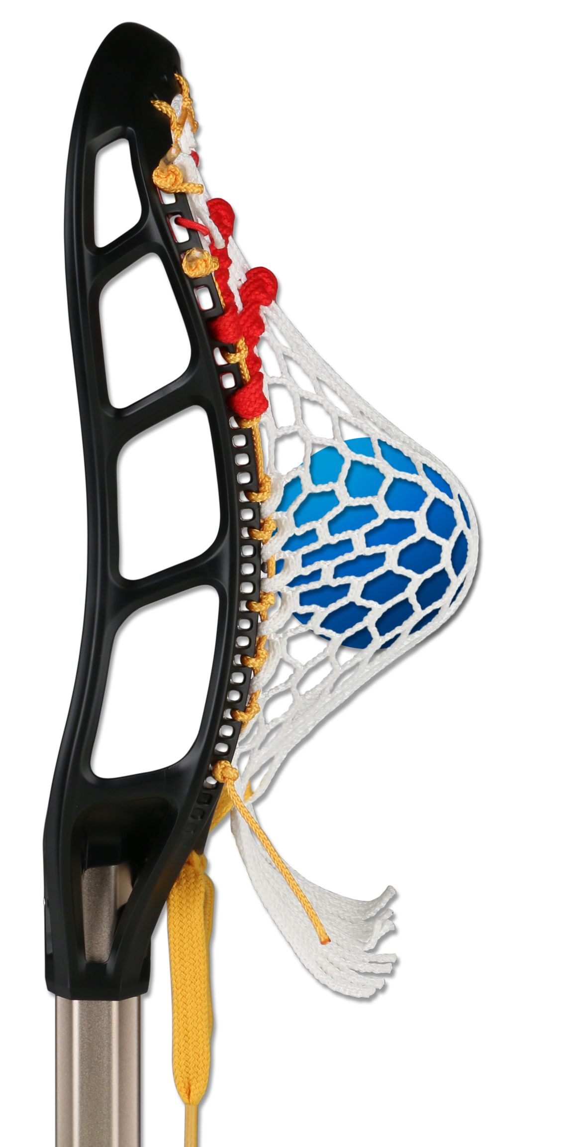 Stringking Mark 2v Mid Pocket Lacrosse Sticks Lacrosse Headed