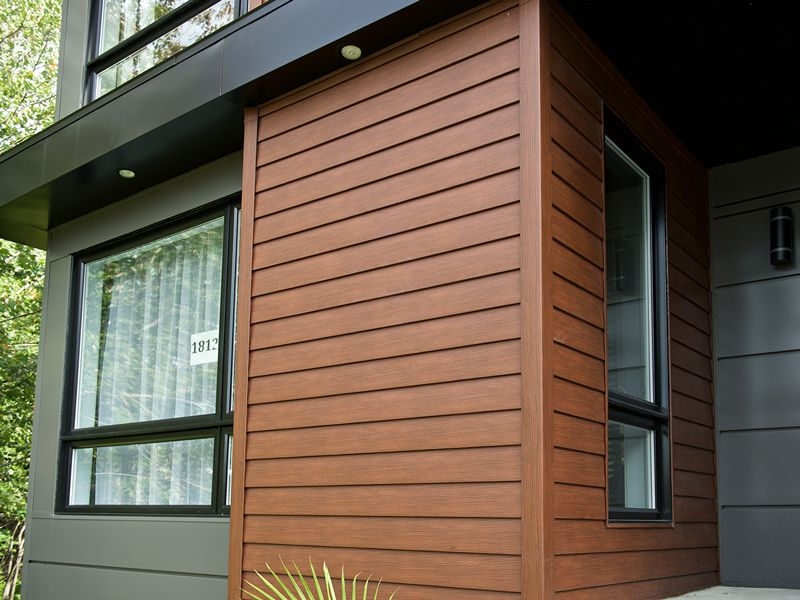 Single 6 Trucedar Steel Siding Exterior House Siding House Exterior Exterior Siding