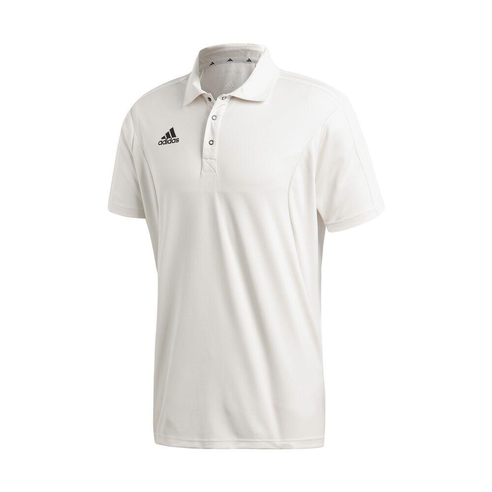 Advertisement Ebay Adidas Manches Courtes Enfants Cricket Blanc Maillot 5 6 Ans All Black Adidas Cricket Whites Adidas Shorts