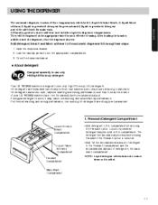 lg front load washer complaints soap not draing lg wm2075cw rh pinterest com LG Tromm Washer Motor LG Washing Machine Error Codes