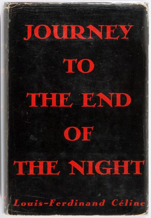Louis Ferdinand Céline, Journey to the End of the Night