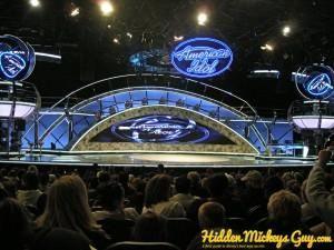 American Idol - Stage Arch Hidden Mickey Walt Disney World Disney's Hollywood Studios | Hidden Mickey Guy