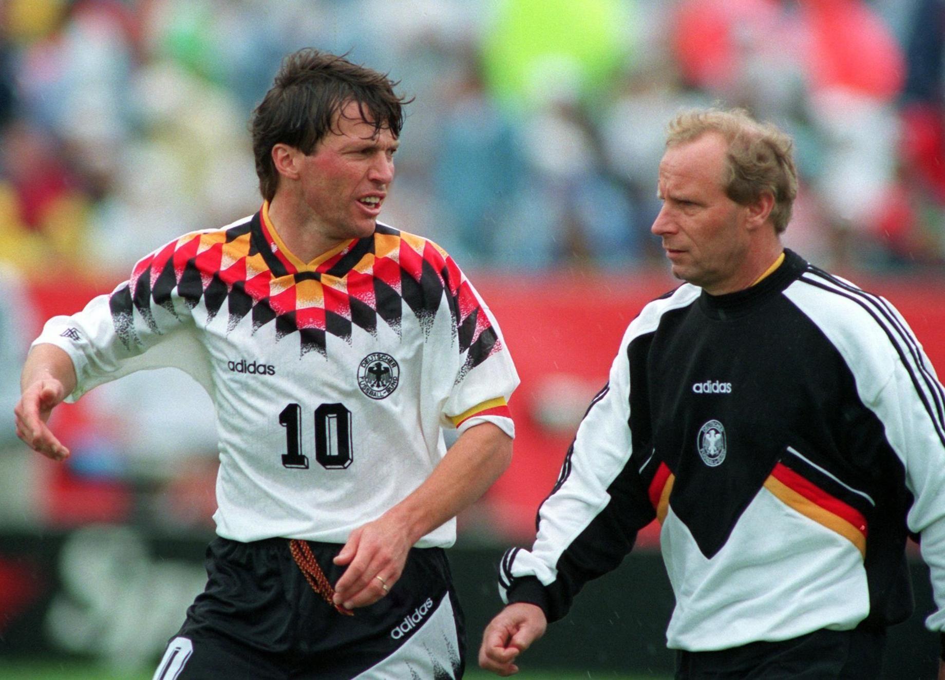 Trainer Deutsche Nationalmannschaft