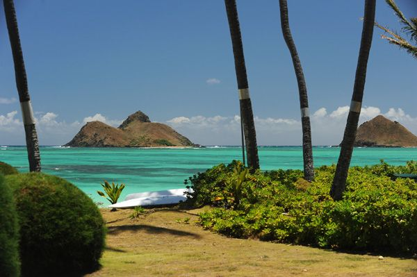 beachfront of the lanikai beachfront cottage hawaii pinterest rh pinterest com beach cabins oahu beach rentals oahu hawaii