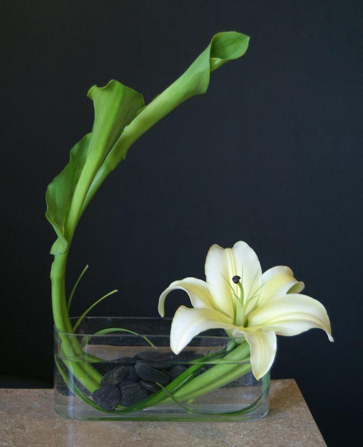 Cómo hacer Ikebana, el arte floral japonés | Hoy LowCost | ideas de ...