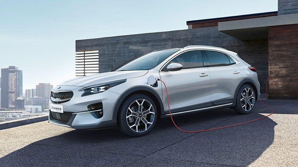 Kia Dobija Plug In Hibride Xceed I Ceed Sportswagon Kia Hyundai Kia Motors