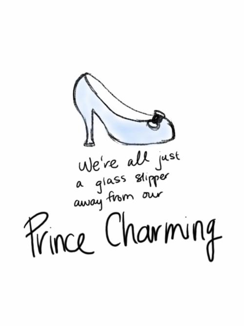 Ha! It seems like my Prince Charming is a whole DSW shoe ...