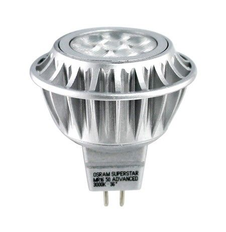 Osram LED Superstar MR16 7.8W Warm White. | Warm white, Downlights ...