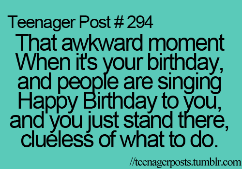 That S Why At School I Keep My Birthday A Secret So My Friends Don T Go Like Hey Let Happy Birthday Meme Happy Birthday Teenager Funny Happy Birthday Meme