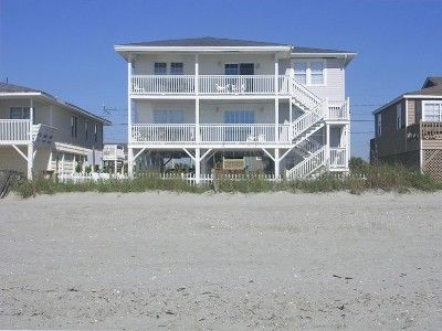 afternoon delight beach front rental north myrtle beach cherry rh pinterest ca