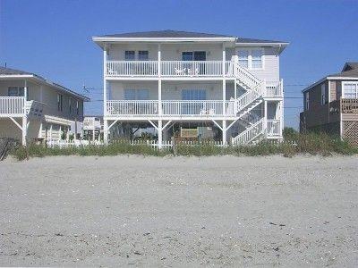 afternoon delight beach front rental north myrtle beach cherry rh pinterest com