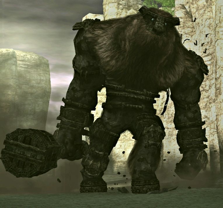 Image result for valus shadow of the colossus