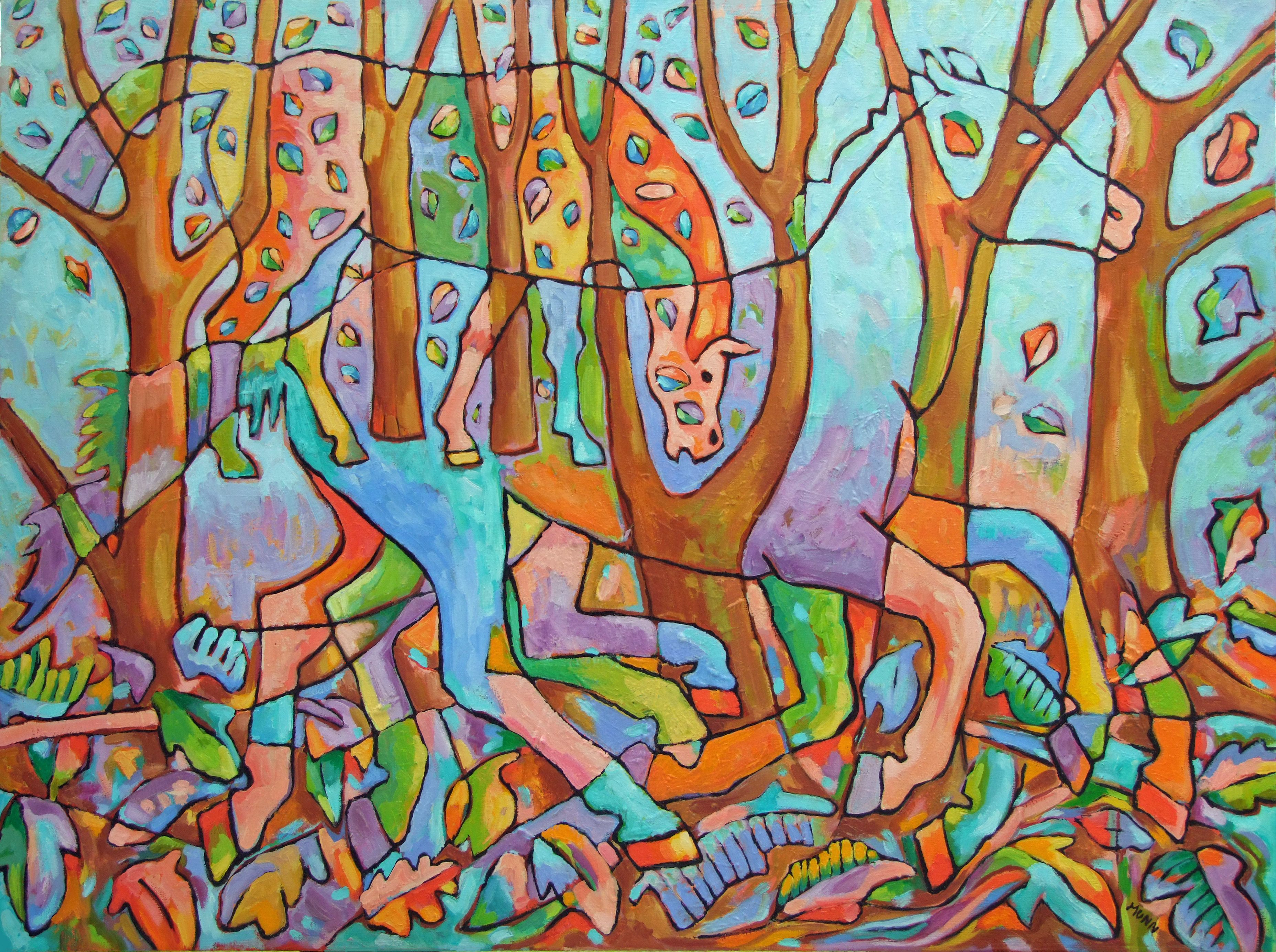 Margaret Munn | ART - Intro | Principles of art, Unity in
