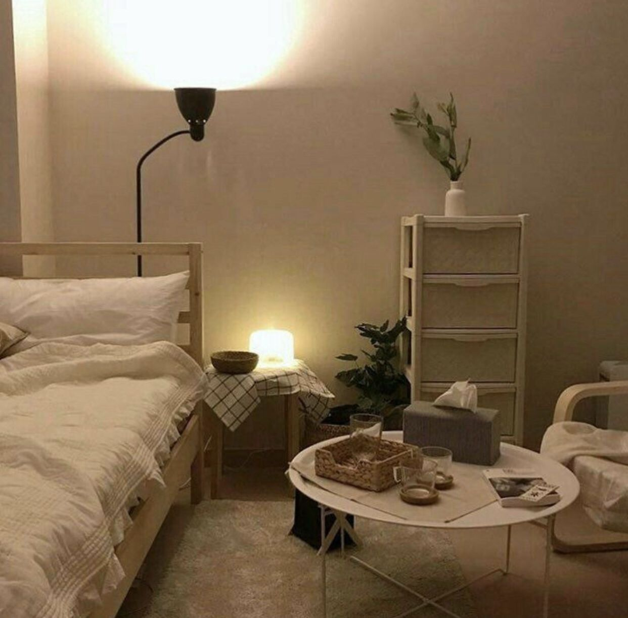 Aesthetic Tumblr Room Korean