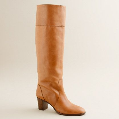Booker tall midheel boots