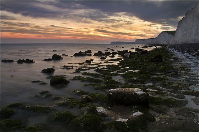 Seven Sisters, Birling Gap, England   Flickr - Photo Sharing!